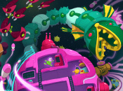 Lovers in a Dangerous Spacetime (PS4)