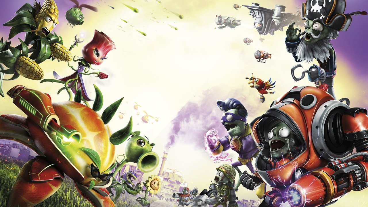 Plants vs zombies garden warfare 2 review ps4 push - Plants vs zombies garden warfare 2 review ...