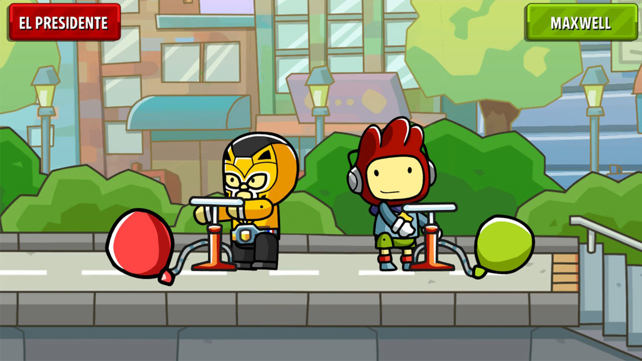 Scribblenauts Showdown Review Ps4 Push Square