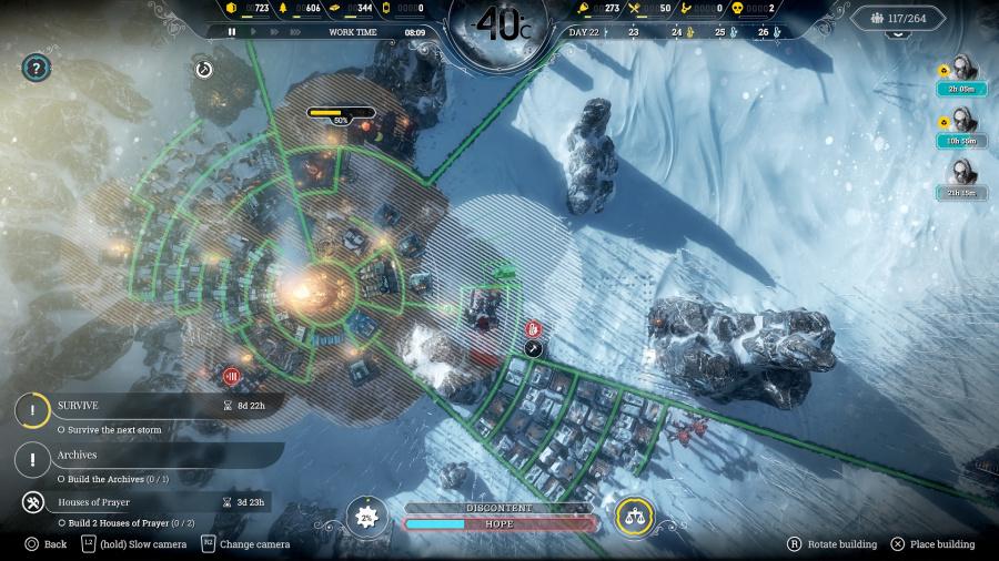 Frostpunk Review - Screenshot 3 of 4