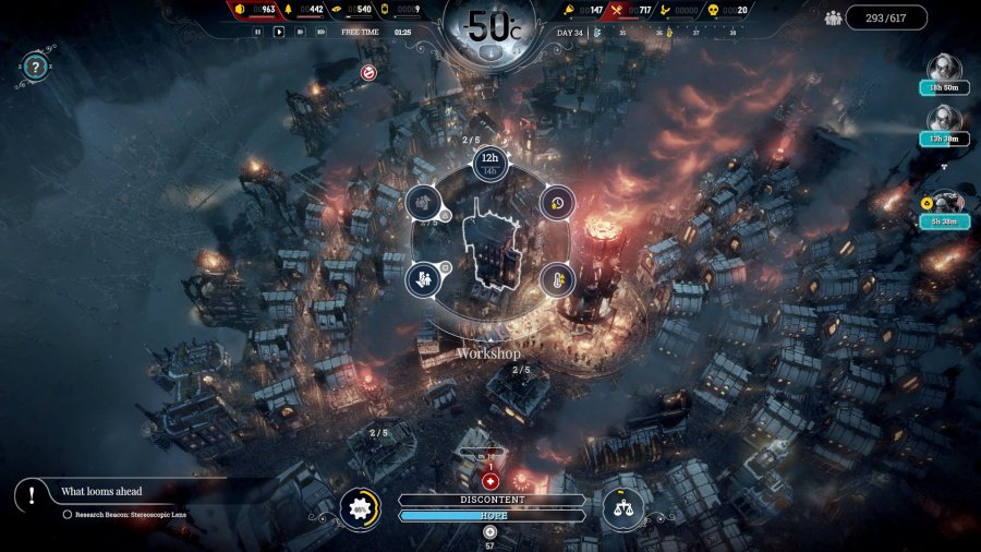 Frostpunk Review - Screenshot 2 of 4