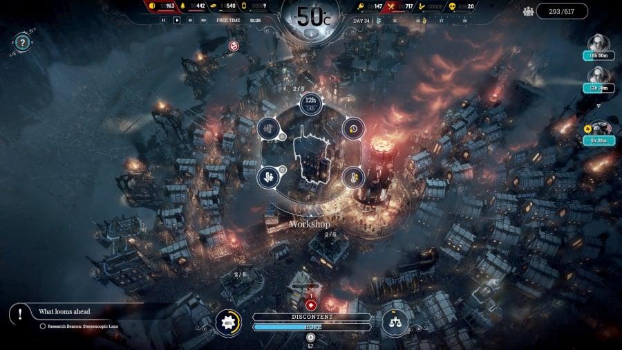 Frostpunk Review - Screenshot 2 of 4