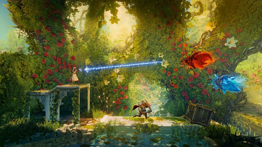 Trine 4: The Nightmare Prince Review - Screenshot 1 of 6