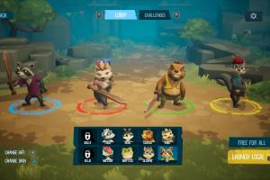 ReadySet Heroes Screenshot