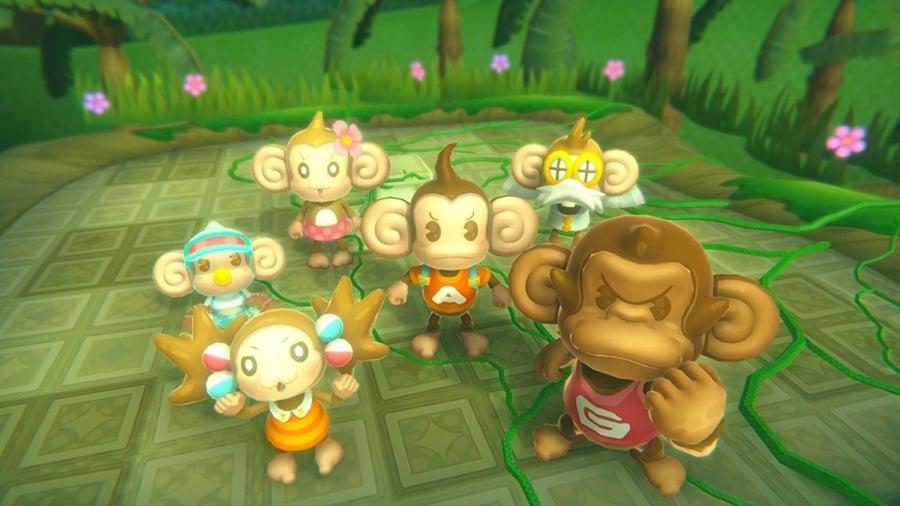Super Monkey Ball: Banana Blitz HD Review - Screenshot 1 of 6