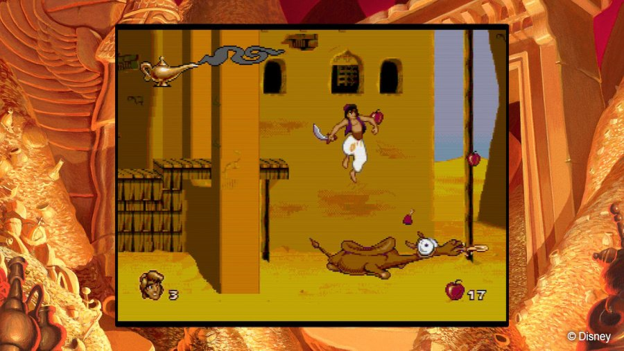 Disney Classic Games: Aladdin and The Lion King Review - Screenshot 1 of 6