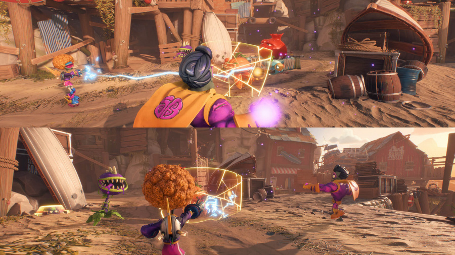 Plants vs. Zombies: Battle for Neighborville Review - Screenshot 1 of 3