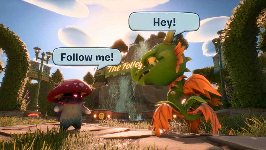 Plants vs. Zombies: Battle for Neighborville Review - Screenshot 1 of 4
