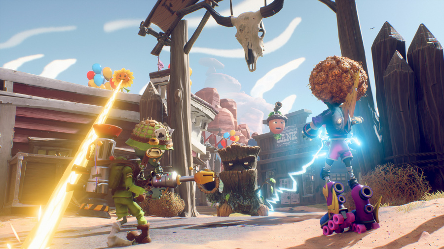 Plants vs. Zombies: Battle for Neighborville Review - Screenshot 4 of 4