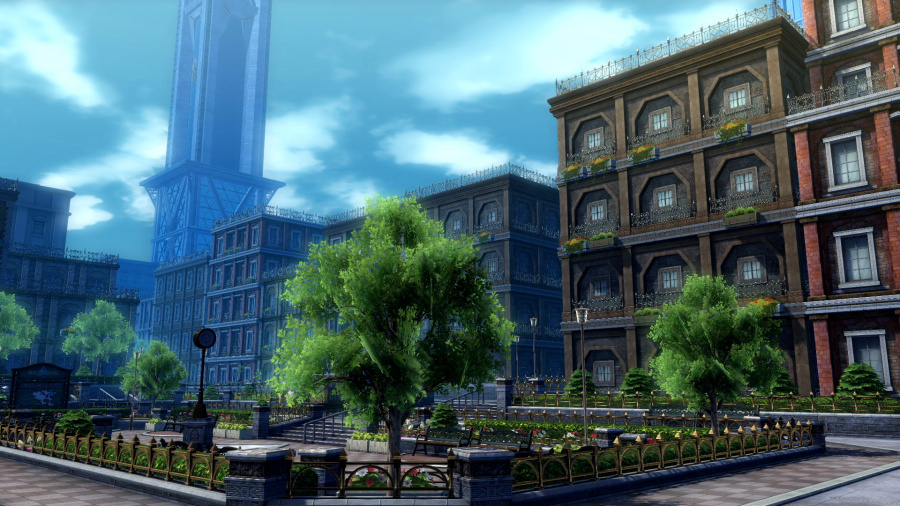 The Legend of Heroes: Trails of Cold Steel III Review - Screenshot 4 of 5