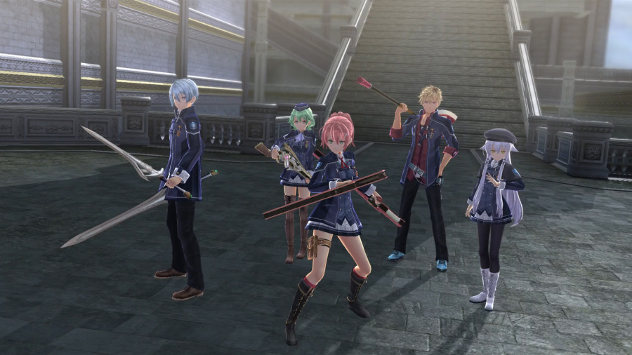 The Legend of Heroes: Trails of Cold Steel III Review - Screenshot 5 of 5