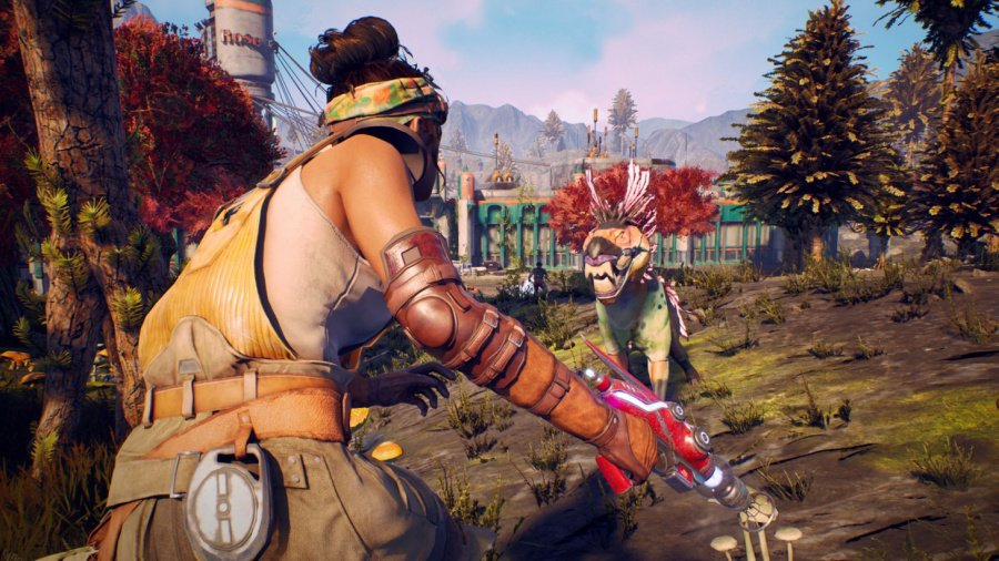 The Outer Worlds Review - Screenshot 4 of 6