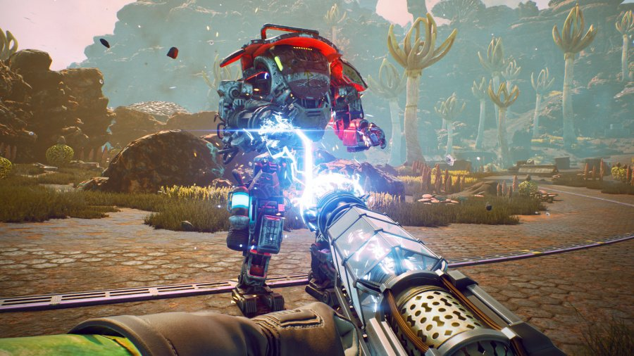 The Outer Worlds Review - Screenshot 1 of 6