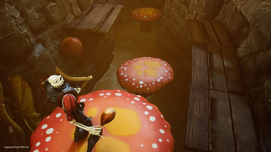 MediEvil Review - Screenshot 1 of 3