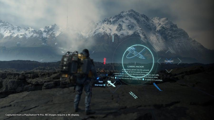 Death Stranding Review - Screenshot 4 of 7