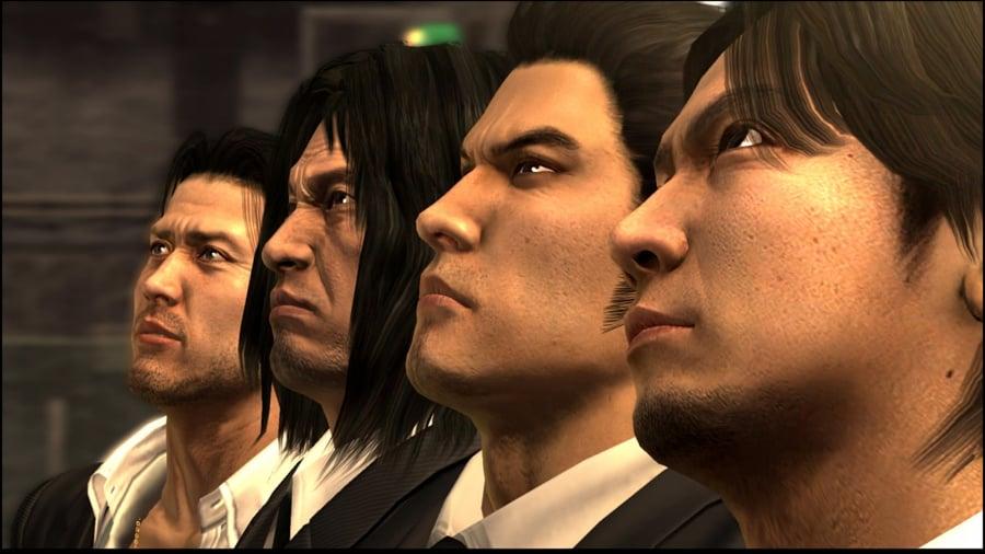 Yakuza 4 Remastered Review - Screenshot 1 of 3