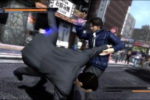 Yakuza 4 Remastered Screenshot