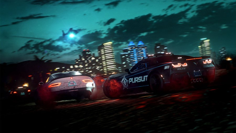 Need for Speed Heat Review - Screenshot 2 of 4