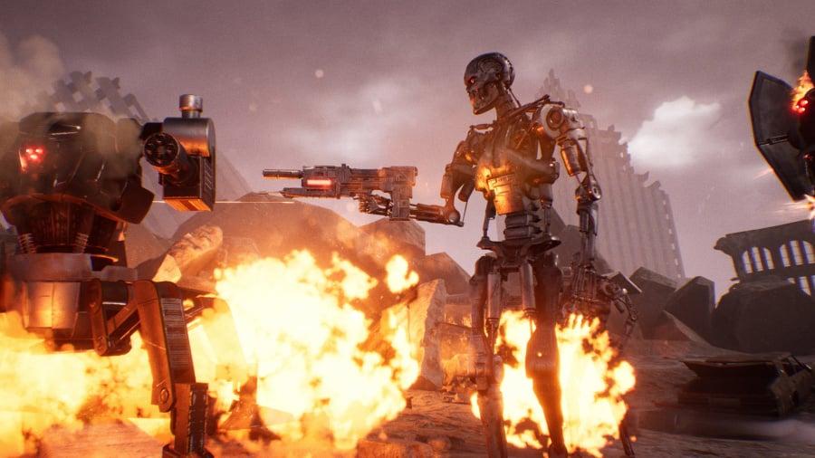 Terminator: Resistance Review - Screenshot 4 of 4