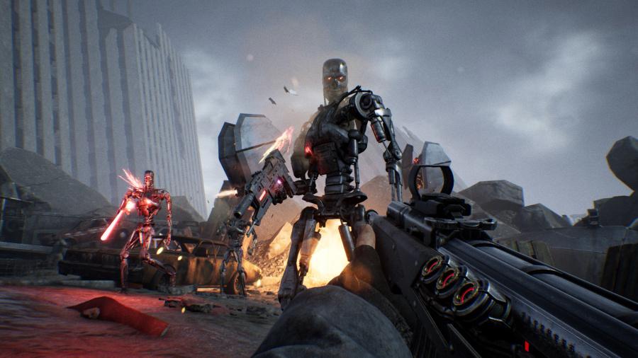 Terminator: Resistance Review - Screenshot 2 of 4