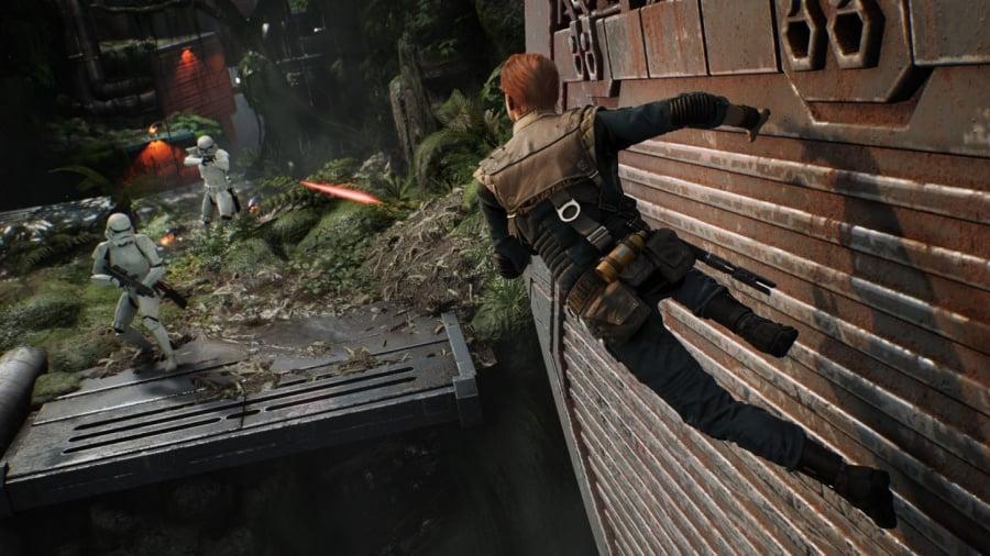 Star Wars Jedi: Fallen Order Review - Screenshot 1 of 6