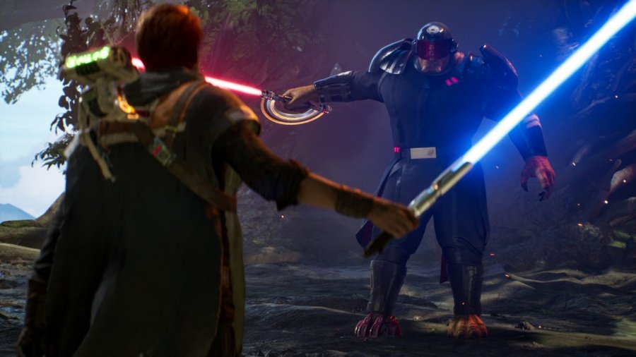 Star Wars Jedi: Fallen Order Review - Screenshot 3 of 6