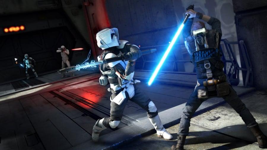 Star Wars Jedi: Fallen Order Review - Screenshot 4 of 6