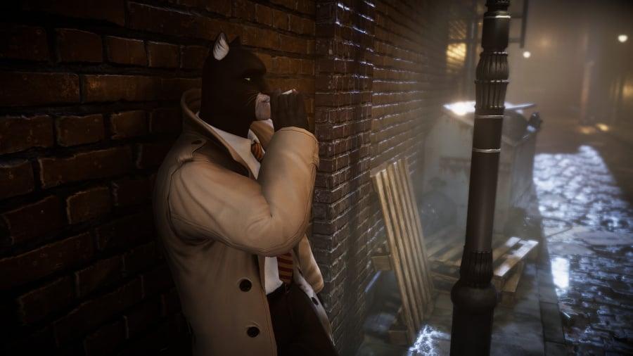Blacksad: Under the Skin Review - Screenshot 1 of 4