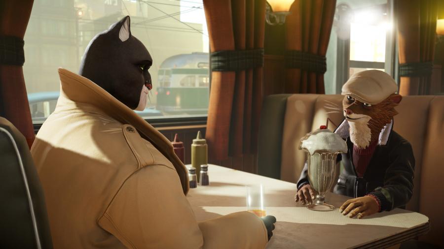 Blacksad: Under the Skin Review - Screenshot 3 of 4