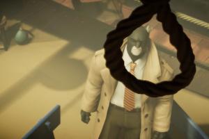 Blacksad: Under the Skin Screenshot