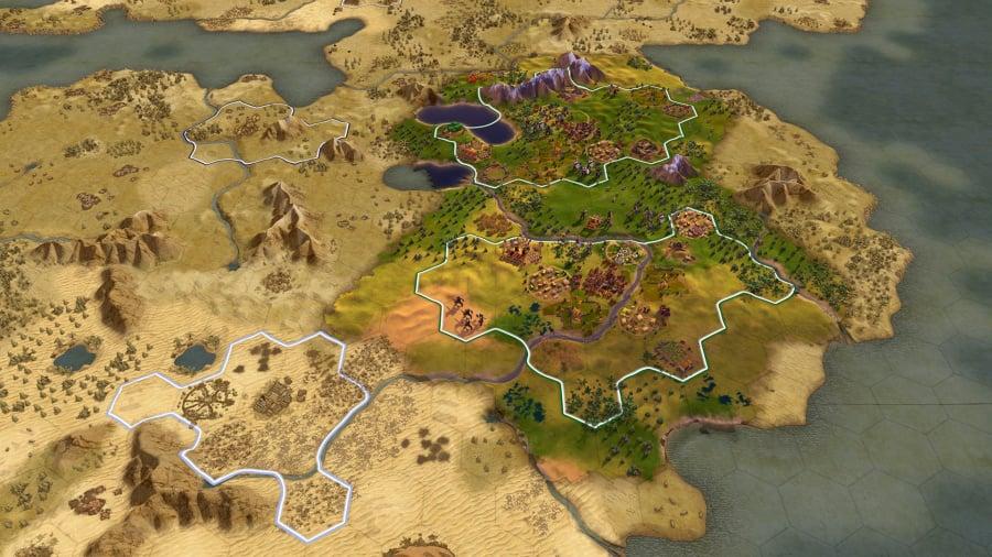 Civilization VI Review - Screenshot 2 of 6