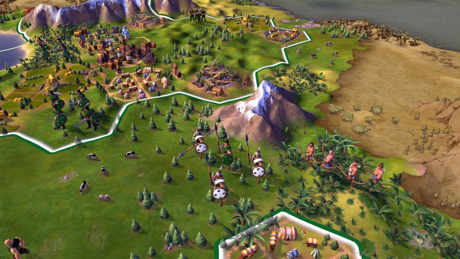 Civilization VI Review - Screenshot 1 of 6