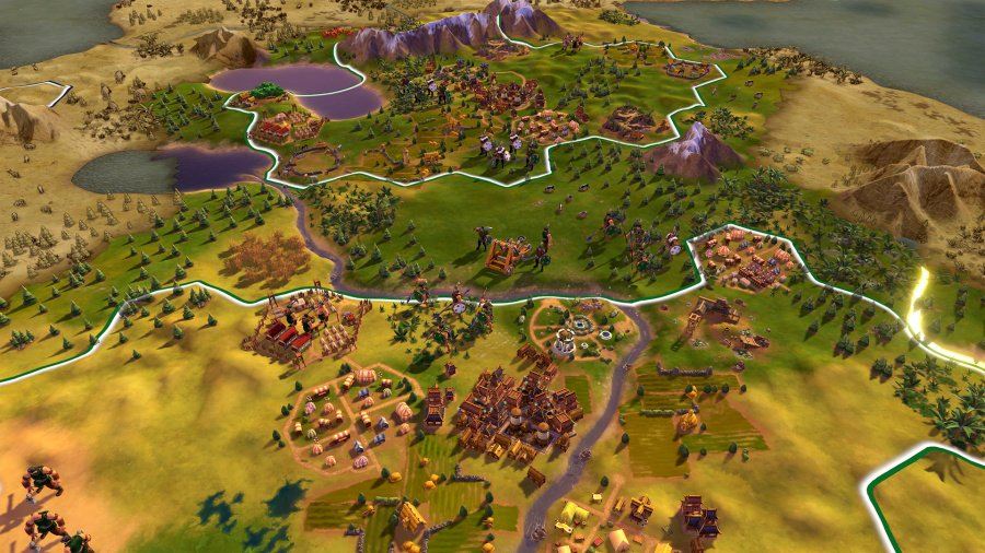 Civilization VI Review - Screenshot 1 of 6