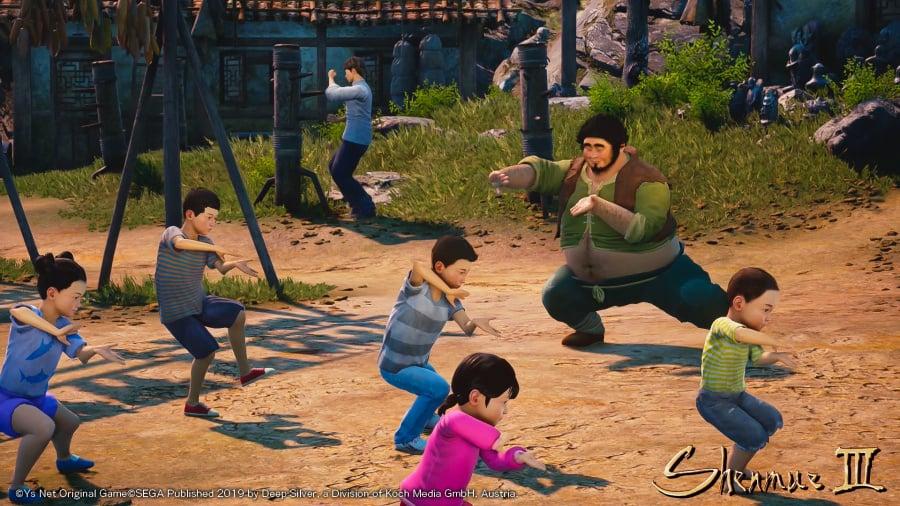 Shenmue III Review - Screenshot 4 of 4
