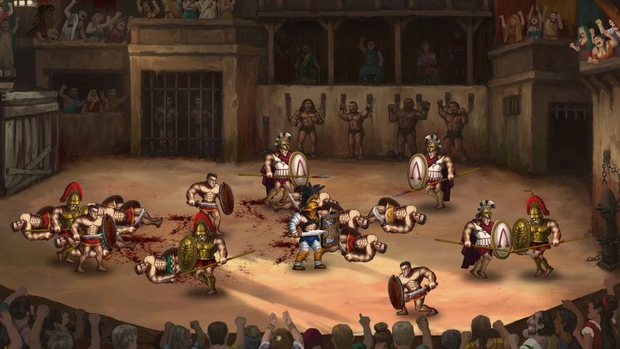 Story of a Gladiator Review - Screenshot 1 of 8