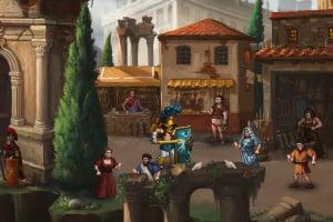 Story of a Gladiator Screenshot