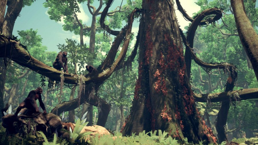Ancestors: The Humankind Odyssey Review - Screenshot 1 of 4