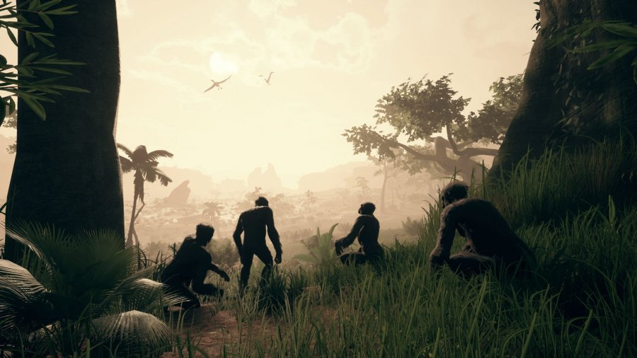 Ancestors: The Humankind Odyssey Review - Screenshot 4 of 4