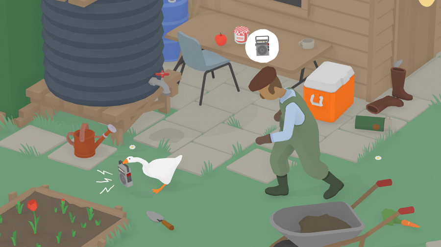Untitled Goose Game Review - Screenshot 1 of 6