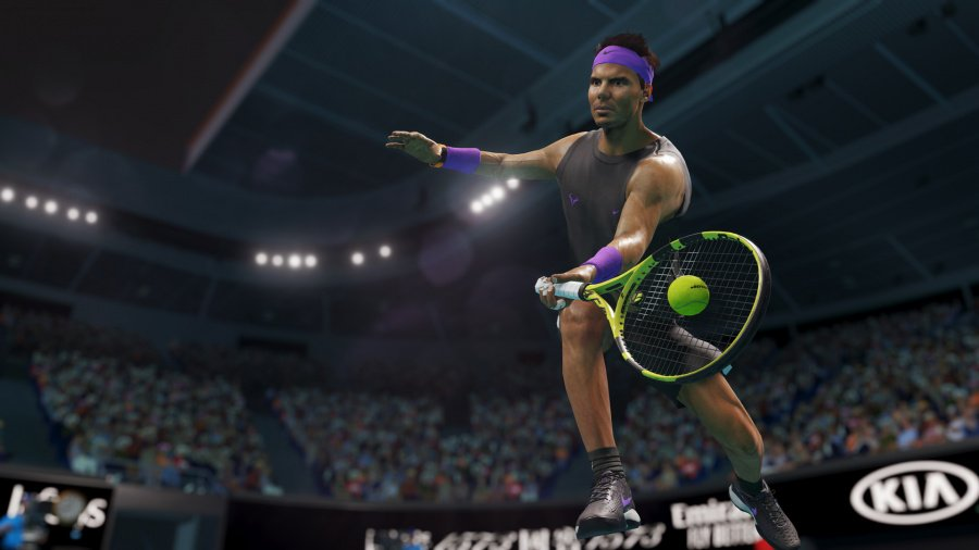 AO Tennis 2 Review - Screenshot 1 of 4