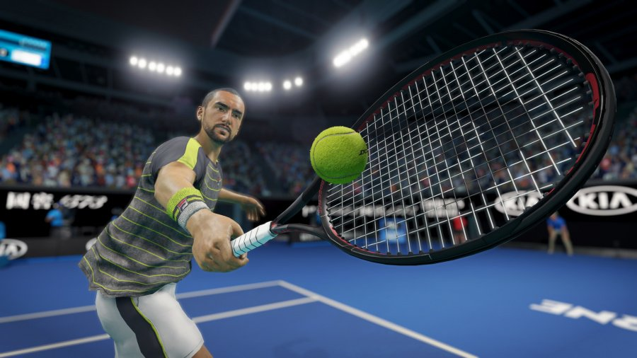 AO Tennis 2 Review - Screenshot 3 of 4