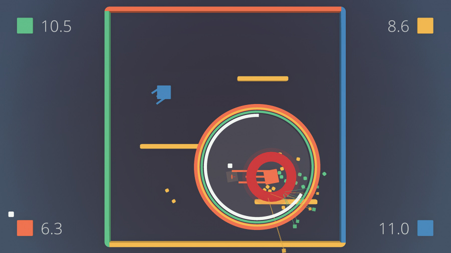 Flat Heroes Review - Screenshot 1 of 6