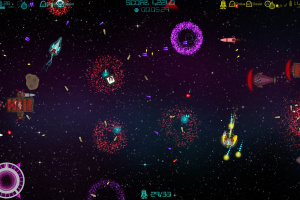 Super Mega Space Blaster Special Turbo Screenshot