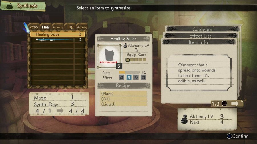 Atelier Dusk Trilogy Deluxe Pack Review - Screenshot 4 of 5