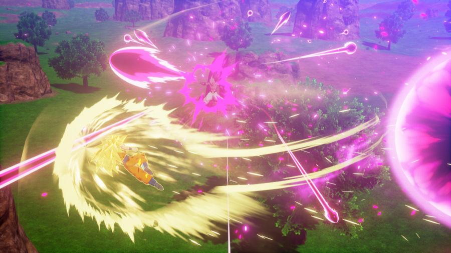 Dragon Ball Z: Kakarot Review - Screenshot 5 of 6