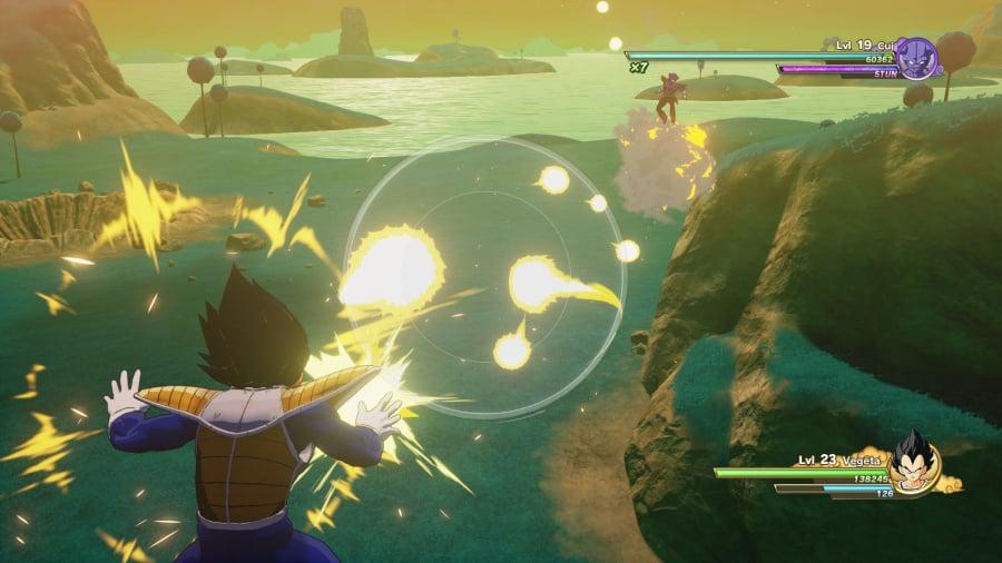 Dragon Ball Z: Kakarot Review - Screenshot 1 of 6