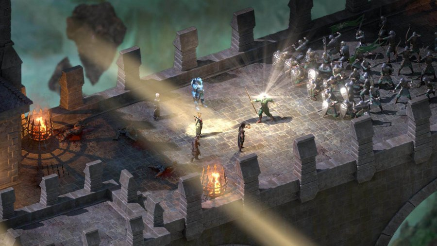 Pillars of Eternity II: Deadfire Review - Screenshot 1 of 5