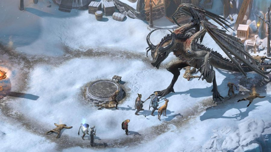 Pillars of Eternity II: Deadfire Review - Screenshot 4 of 5