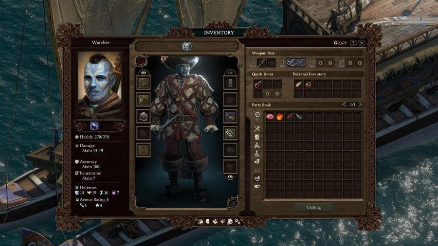 Pillars of Eternity II: Deadfire Review - Screenshot 2 of 5