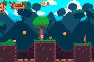 FoxyLand 2 Screenshot